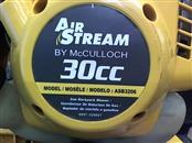 MCCULLOCH Leaf Blower AIRSTREAM BL30